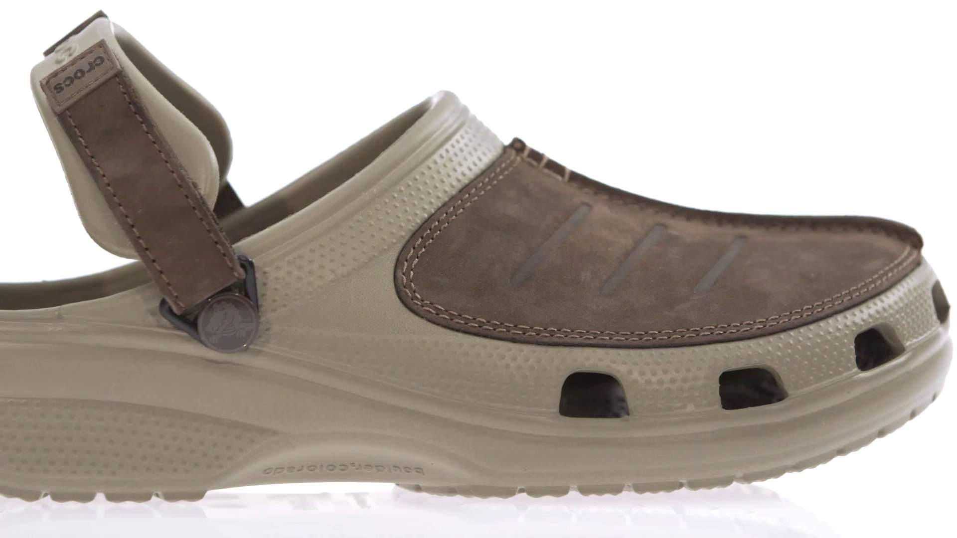 la meilleure attitude 3f3dd 2175b Men's Yukon Mesa Clog - Crocs