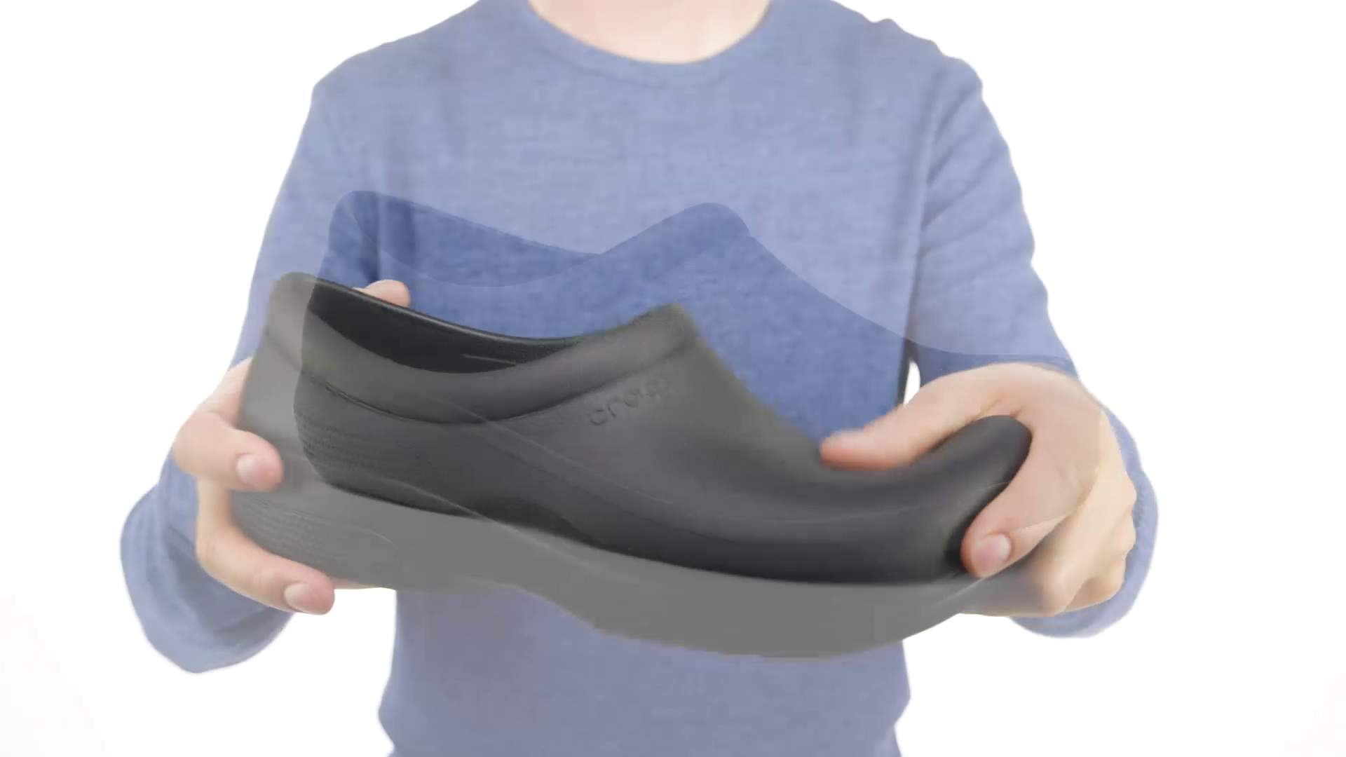 Crocs On-The-Clock Work Slip-On Outlet Recommend qB2J46Hq