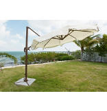 Panama Jack® 10 ft. Cantilever Umbrella and Base