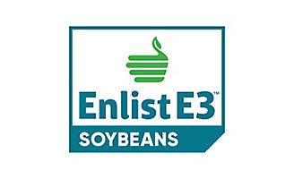 Enlist E3® Soybeans logo