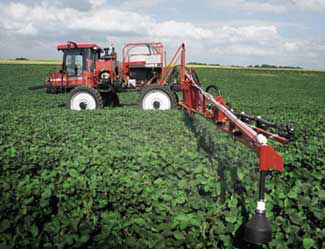 Positive results by growers continue to drive more use of foliar fungicides on soybeans.