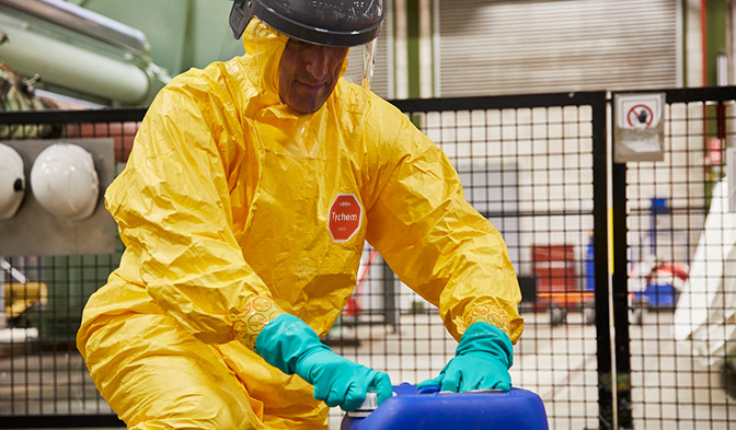 Tychem® provides durable solutions for lethal chemical exposure