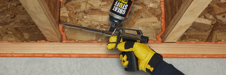 GREAT STUFF PRO™ Gaps & Cracks Polyurethane Foam Sealant