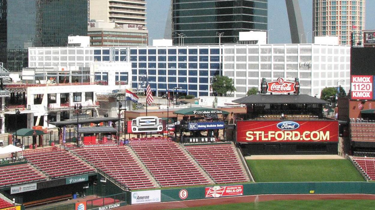 St. Louis Ballpark Village