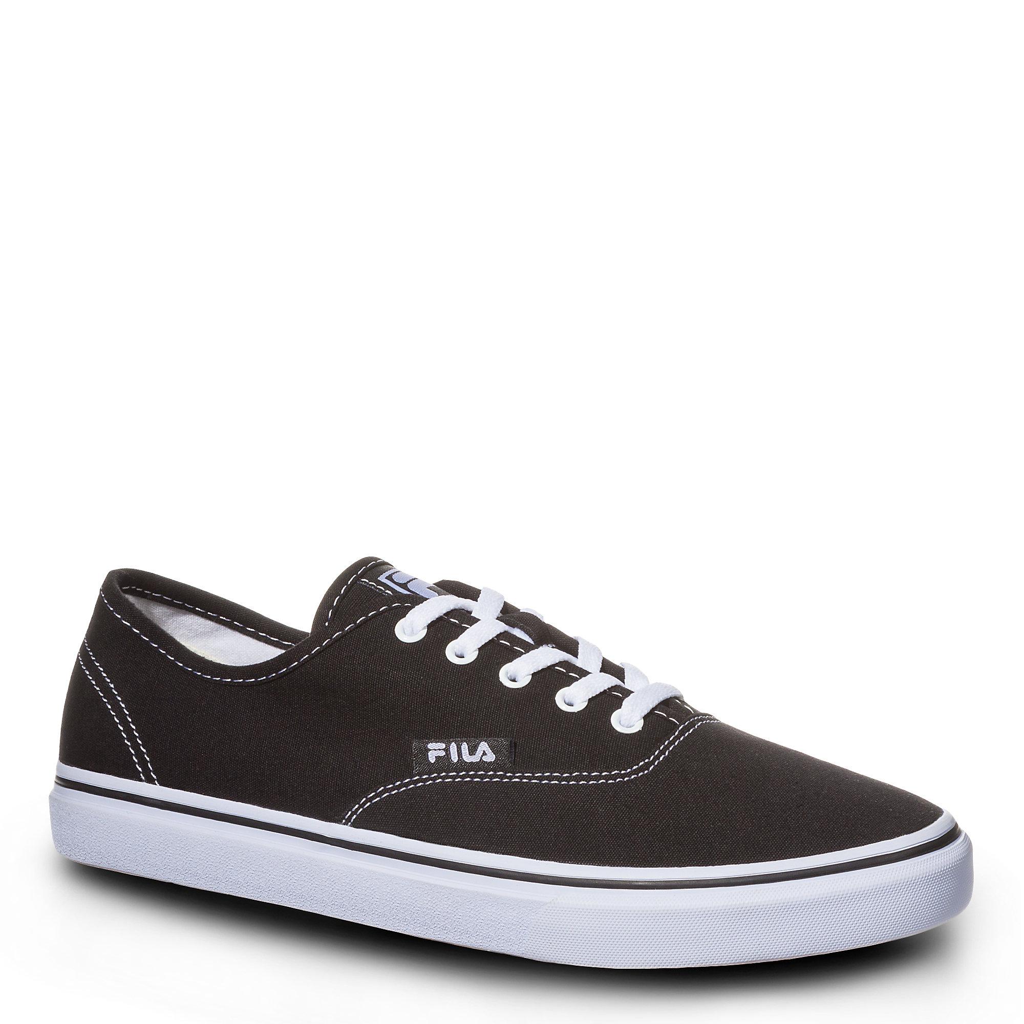 FILA Mens Classic Canvas Shoes