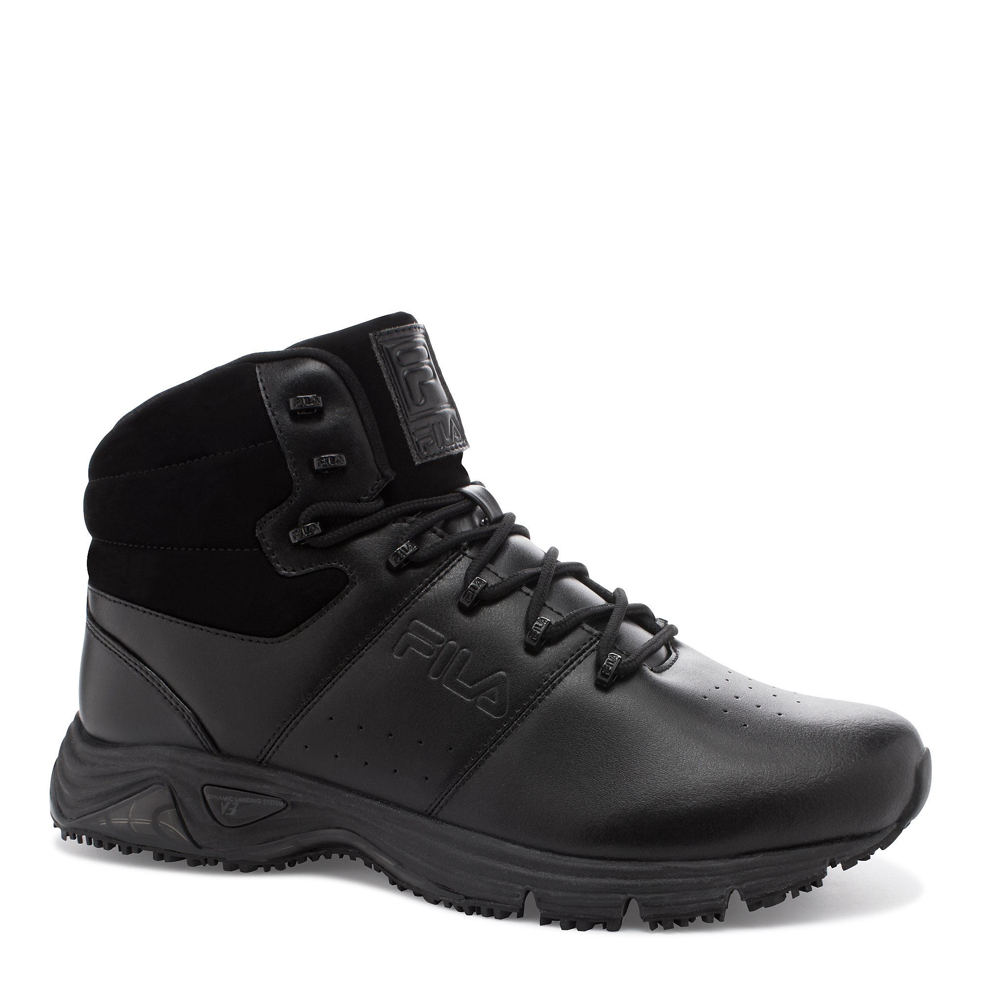Fila Men's Memory Breach Slip Resistant Boot