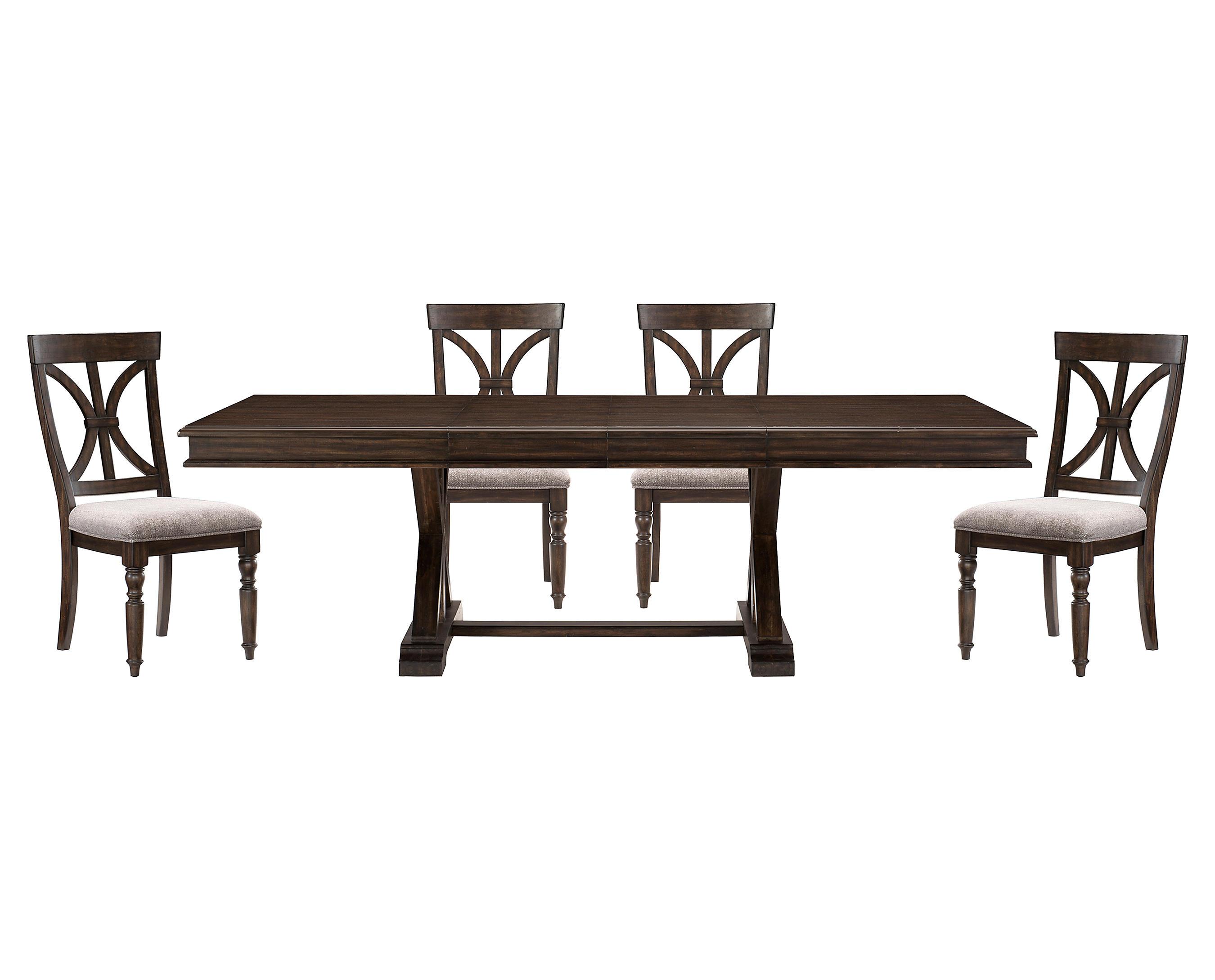 Urbanite 5 Pc Rectangle Dining Room Set Furniture Row