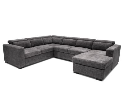 Allusion 3 Pc Sleeper Sectional