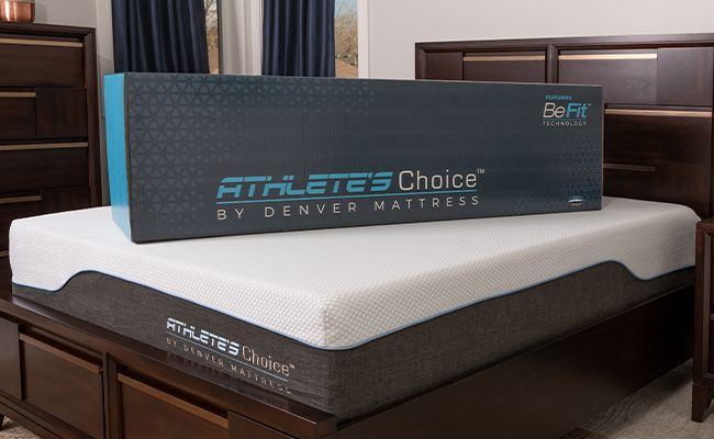Athlete's Choice Easy to Handle Bed in A Box