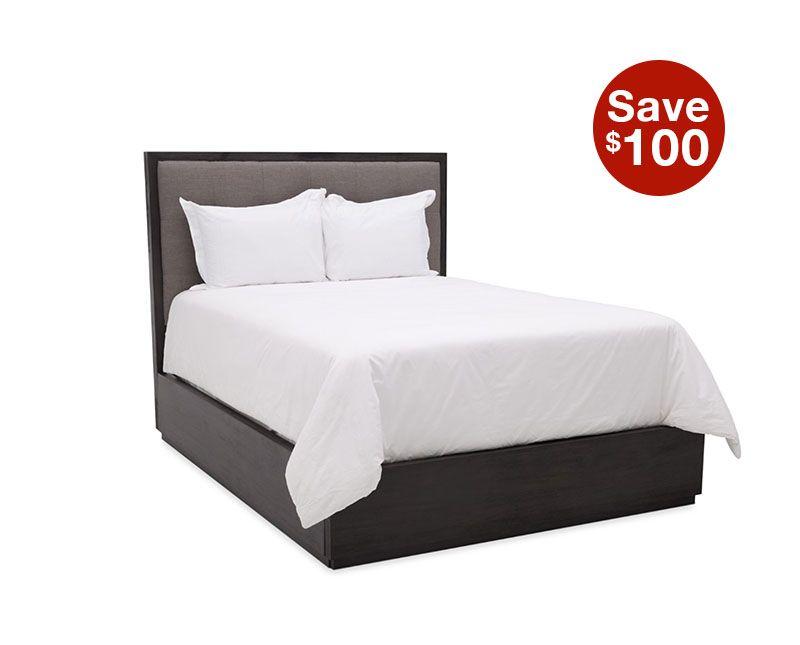 Hensley Upholstered Panel Bed