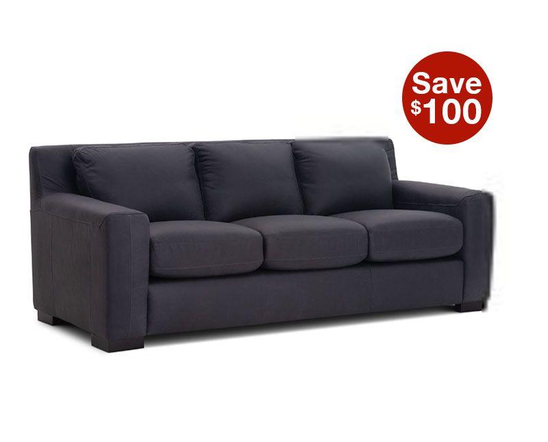 Bellaria Leather Sofa