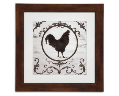 Berkshire Rooster Print Furniture Row