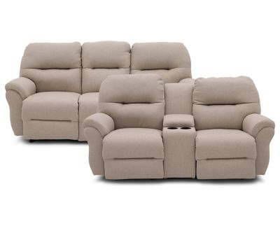 Bodie 2 Pc Power Reclining Sofa Set Furniture Row
