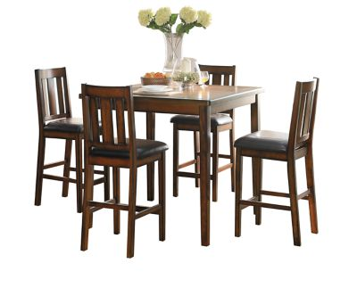 Cranston 5 Pc Counter Height Dining