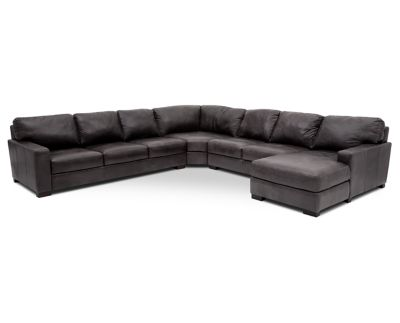 Durango 4 Pc Chaise Sectional Furniture Row