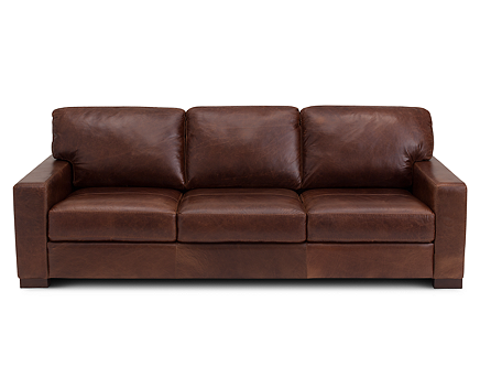 Leather Sofa Furniture Row Sofa The Honoroak