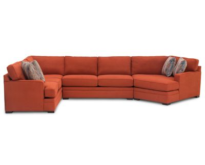 Glenwood Ii 3 Pc Sectional Furniture Row