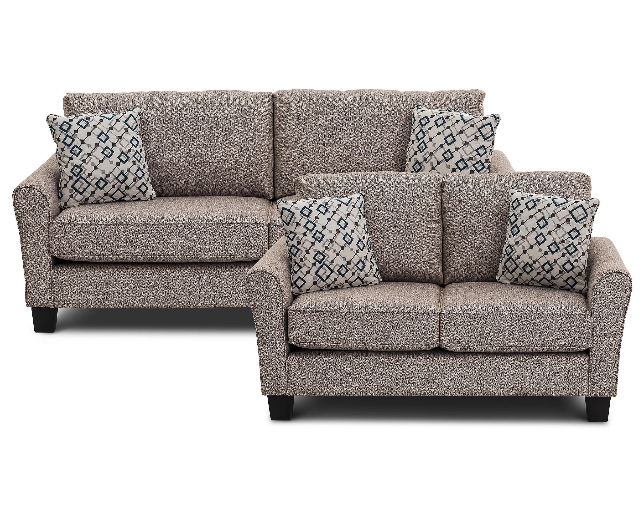 Kites Sofa Set Furniture Row