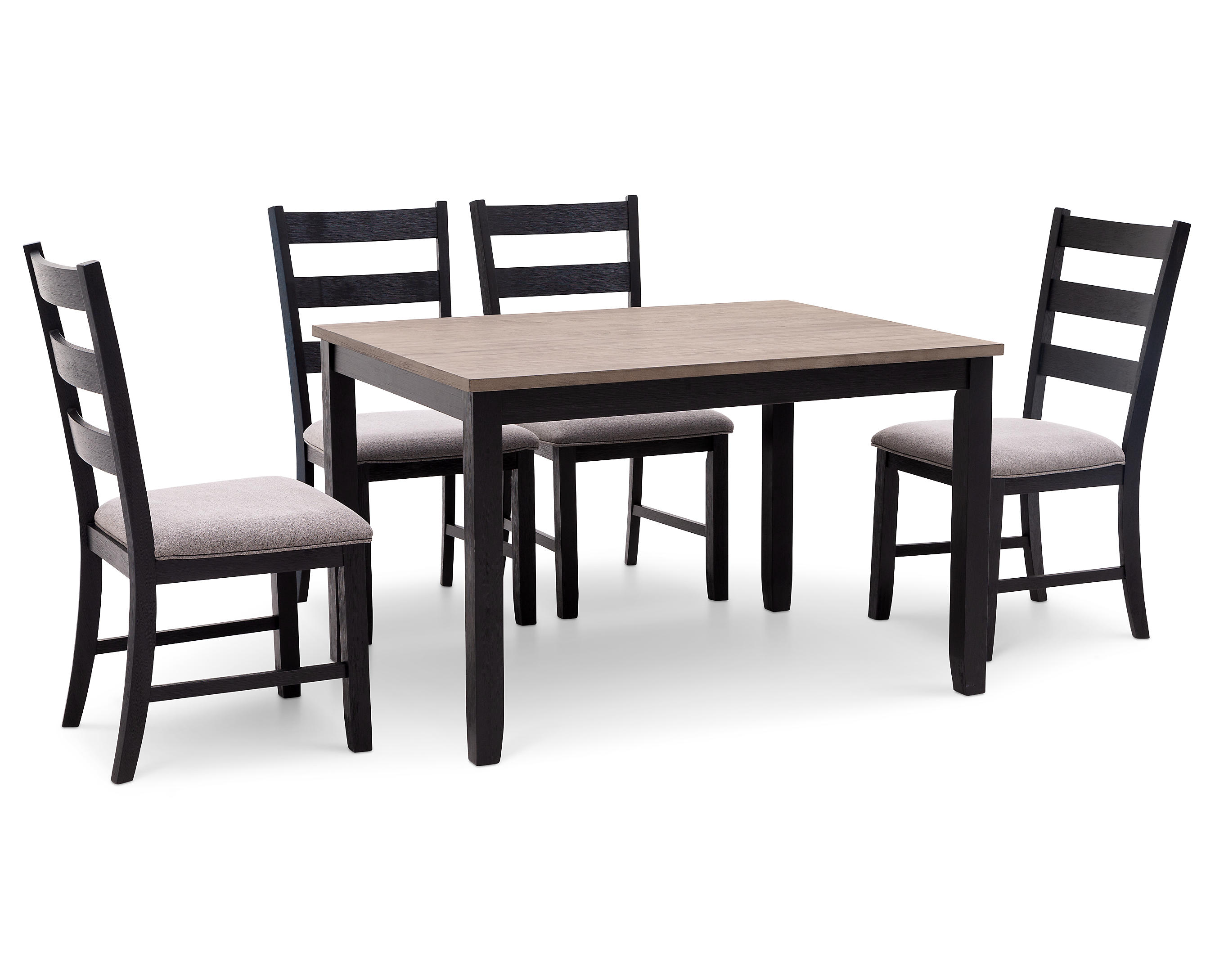 Martin 5 Pc Dining Room Set Furniture Row