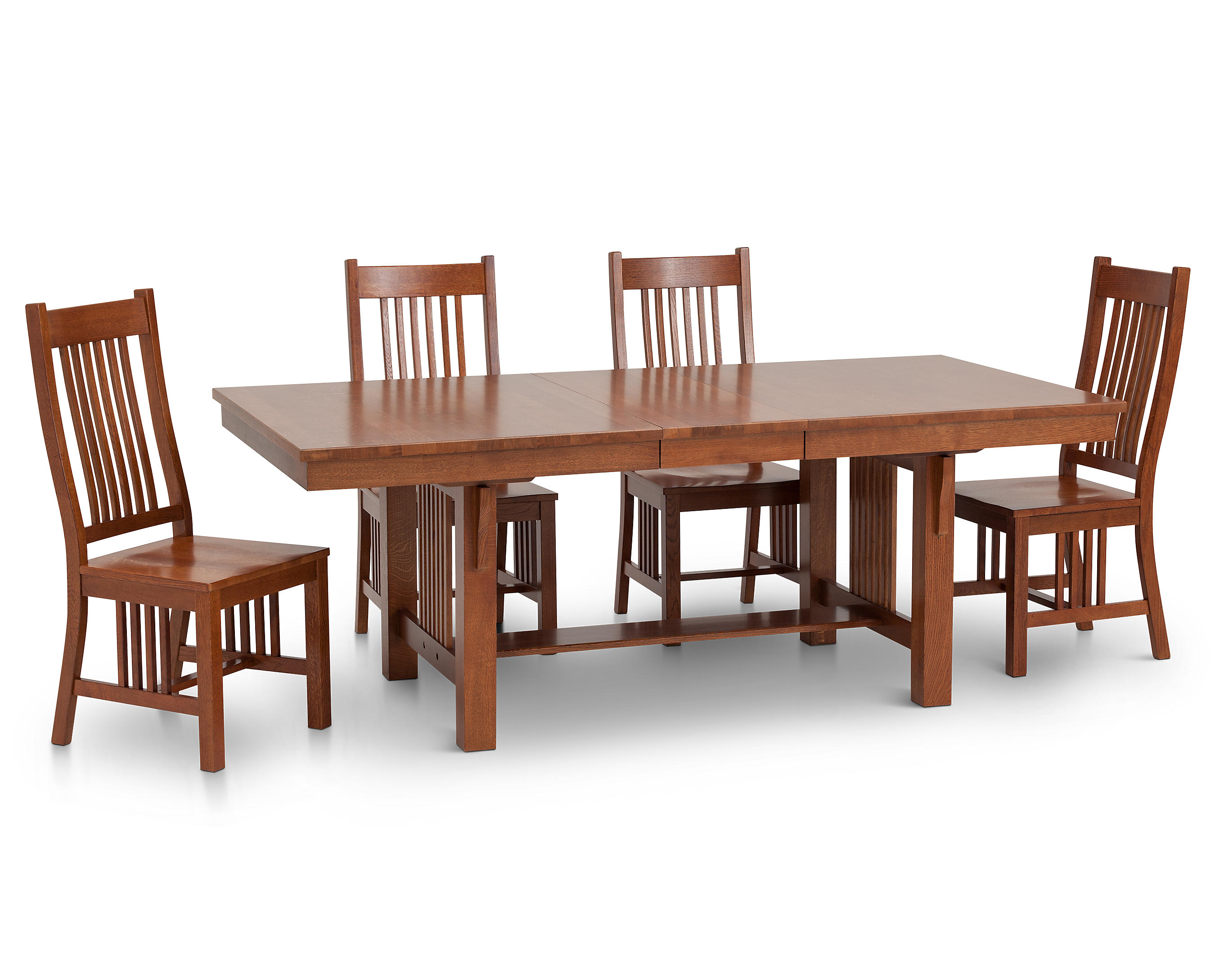Mission II 9 Pc. Dining Room Set
