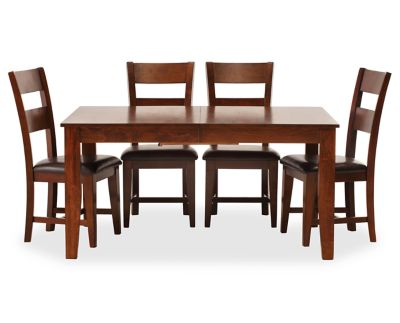 Montego 5 Pc Dining Room Set Furniture Row