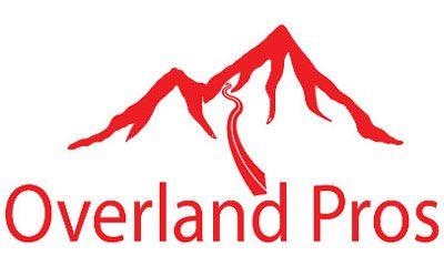 Overland Pros Vehicle Tent Logo