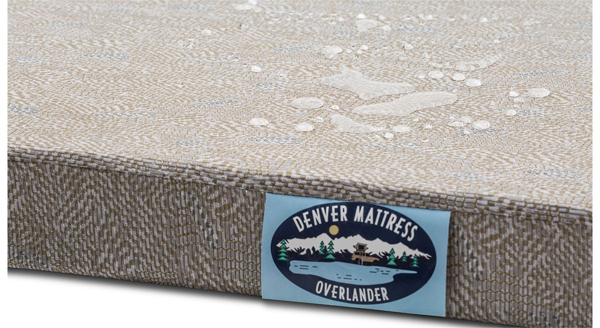 Moisture Resistant Rooftop Mattress
