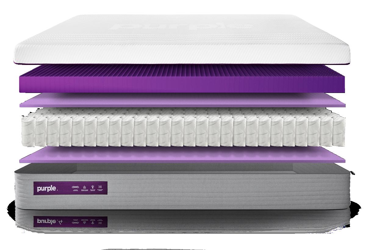 New Purple Layers