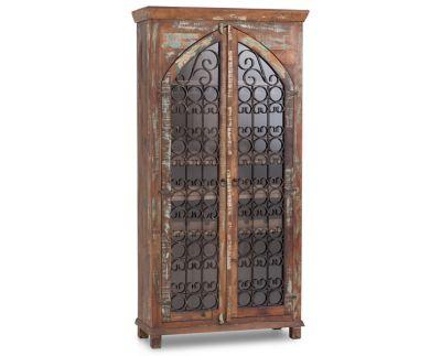 Rainforest Tall Wine Cabinet Furniture Row
