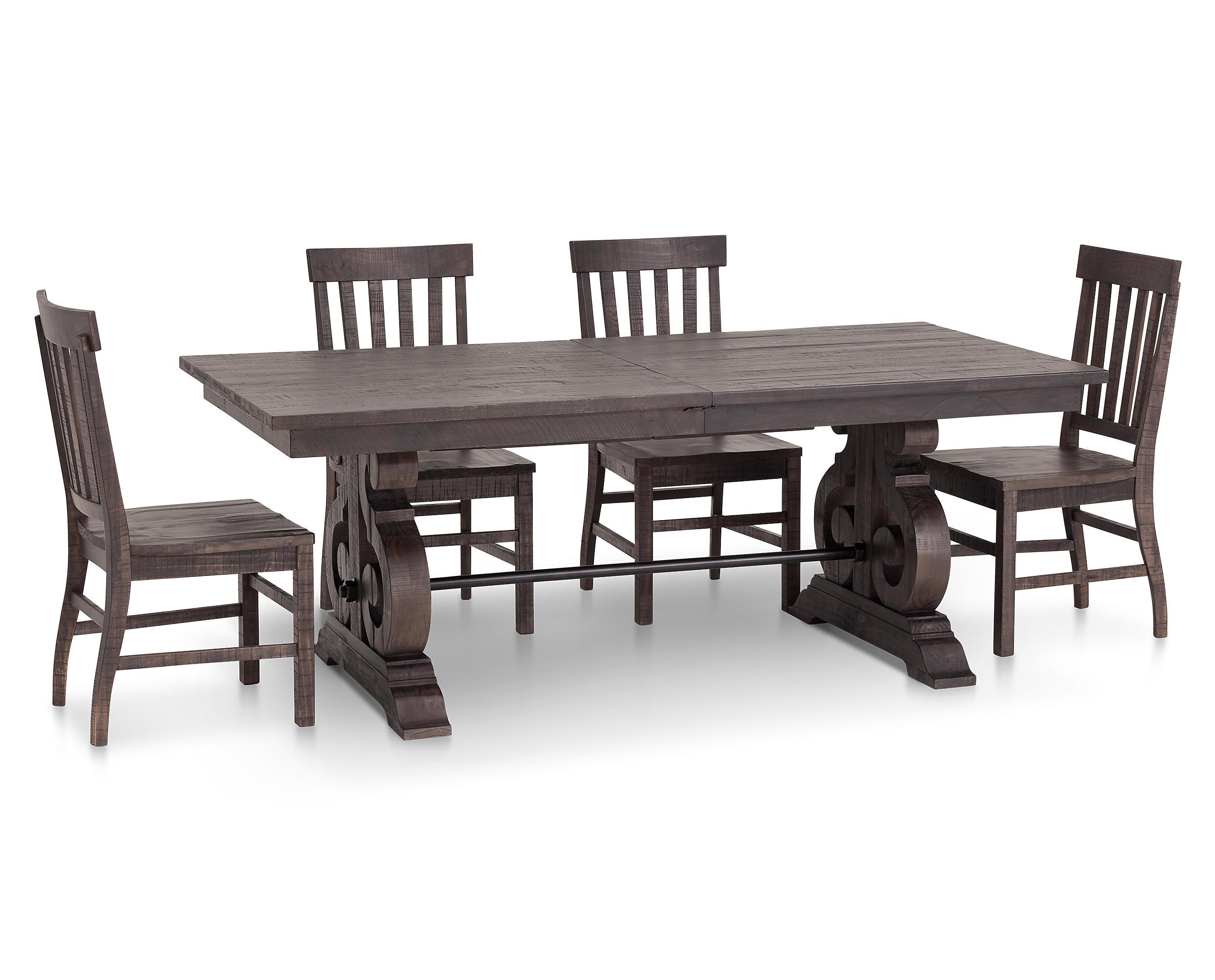 Sedona 5 Pc Dining Room Set Furniture Row