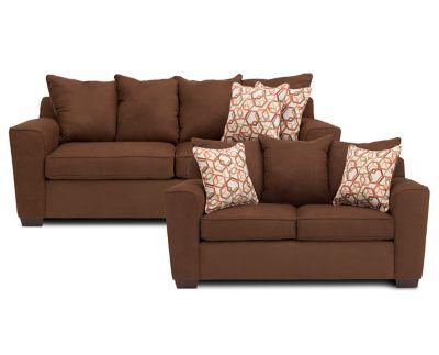 Ventura Sofa Set - Furniture Row