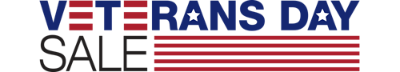 Veteran's Day Furniture Sale - Everything is on Sale