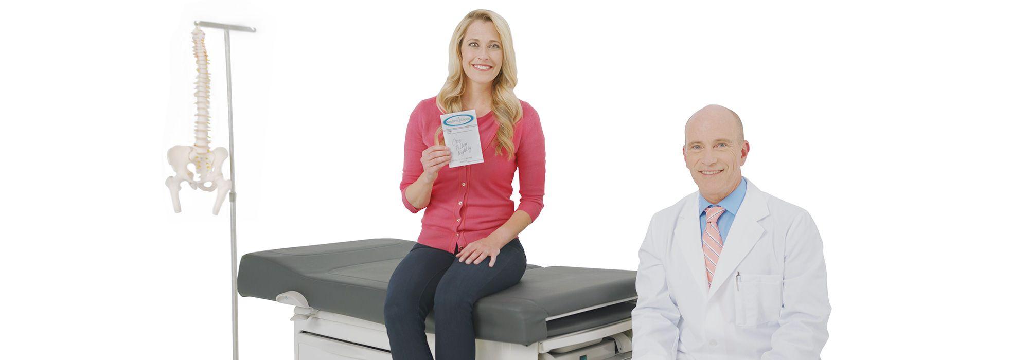 Doctor Wieder Spine Doctor and Prescription