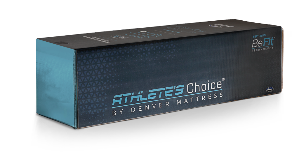 Athlete's Choice Bed in a Box