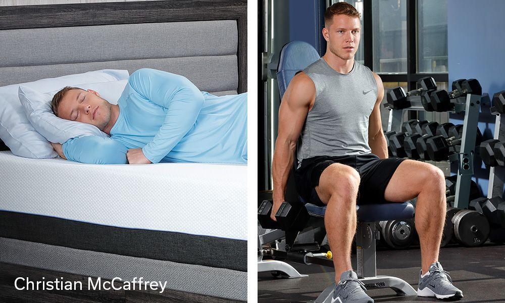 Athlete's Choice Christian McCaffrey