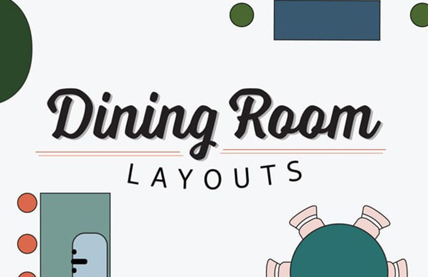 Dining Room Layout Icon
