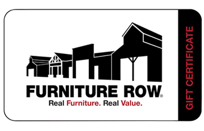 Furniture Row Gift Certificate