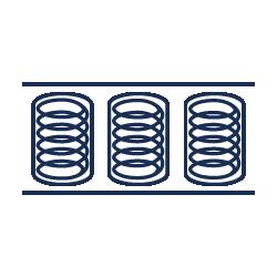 Individual coils icon