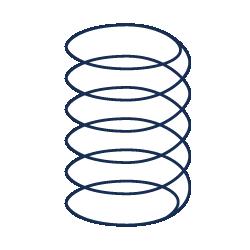 Inner spring icon