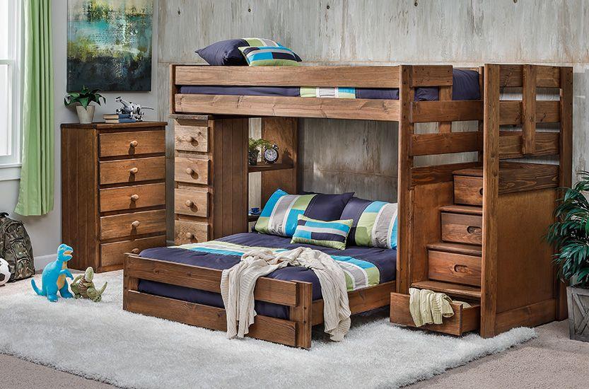 Moab Kids Bunkbed Bedroom Group