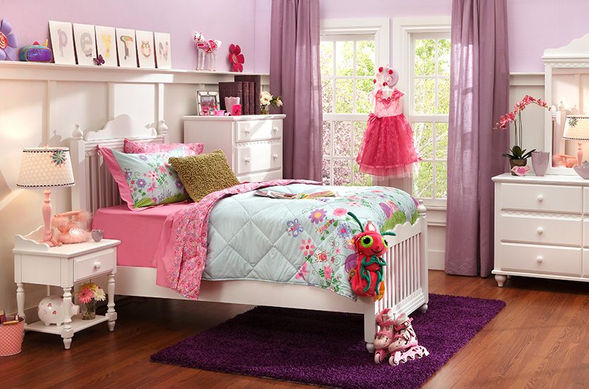 Molly Kids Twin Bedroom Group