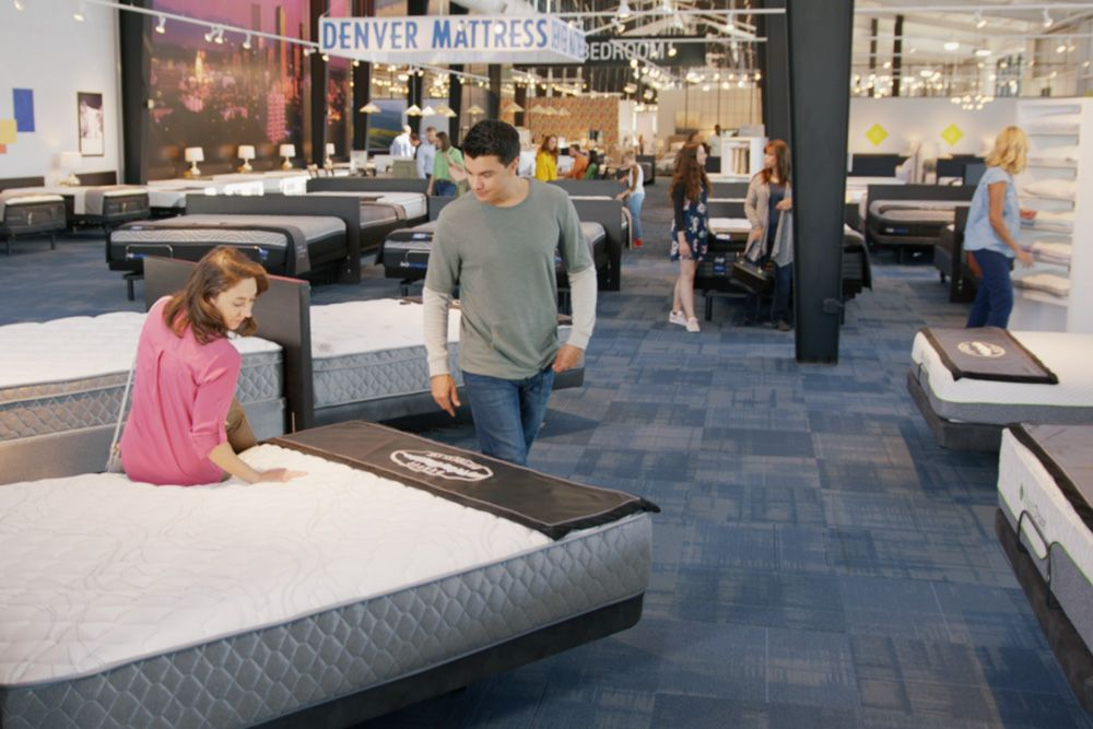 Shop at Denver Mattress