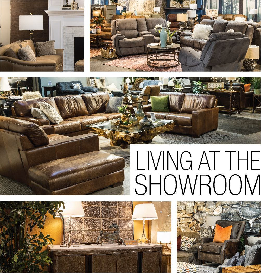 Living at The Showroom
