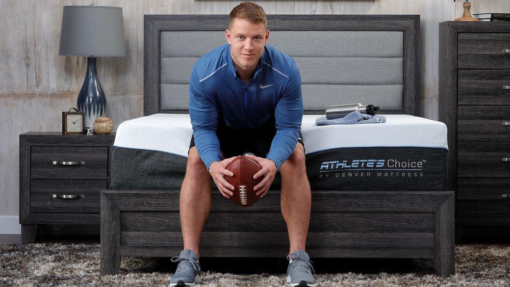 Christian McCaffrey Athlete's Choice
