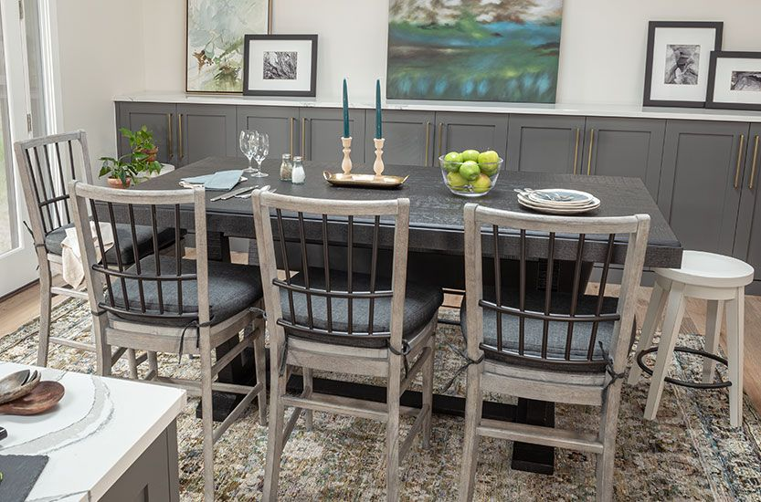 Mix and Match Dining Seats