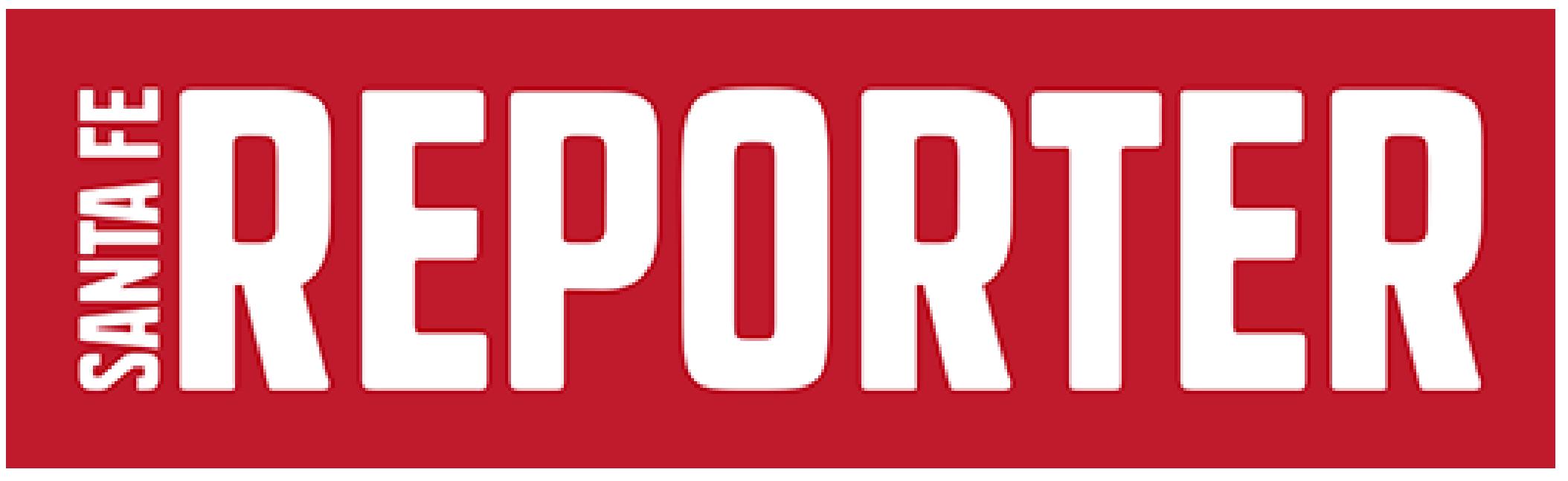 Santa Fe Reporter logo