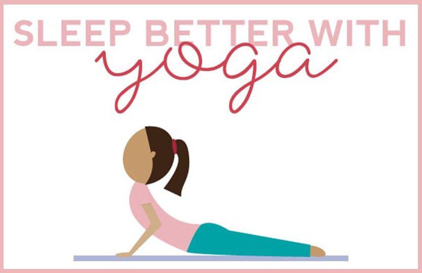 Sleep Better Yoga Icon