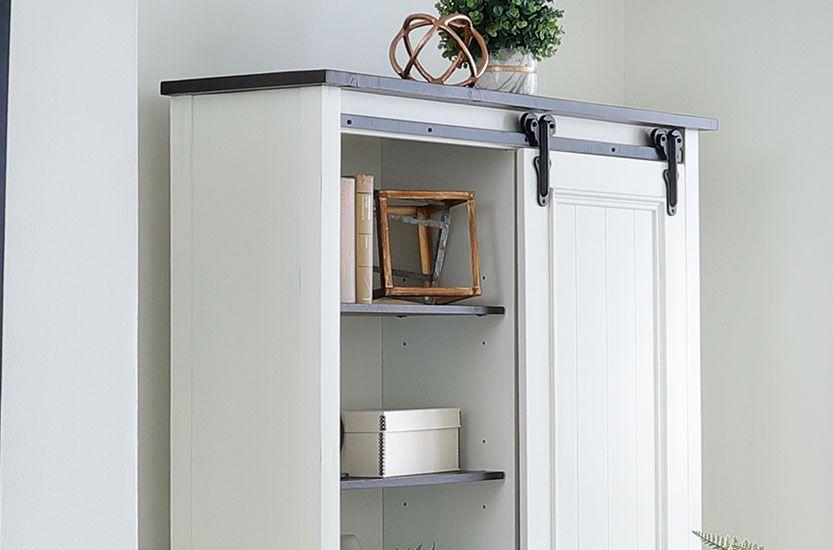 Furniture Row Storage and Displays