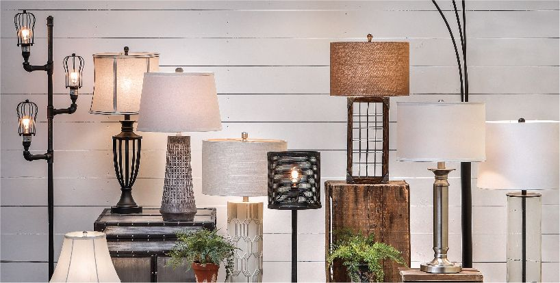 Beautiful Lamp Selection