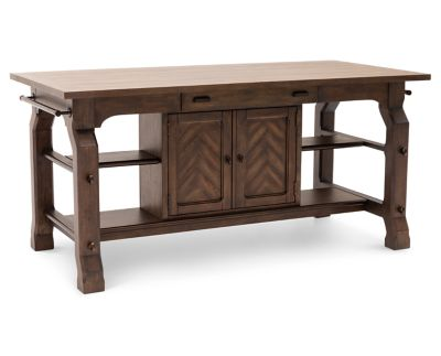 Theodore Counter Height Island Table